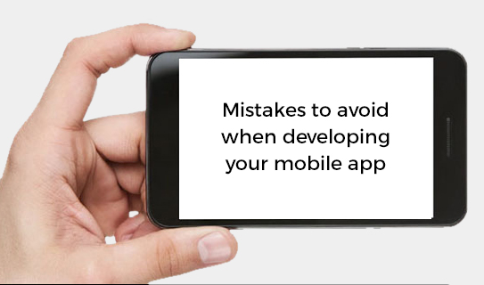 Mobile Application Development Mistakes