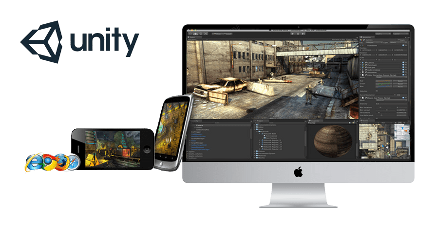 Unity3d game development company